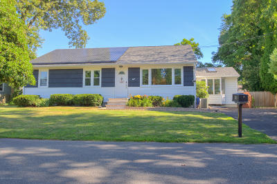 Toms River Single Family Home Under Contract: 8 Spring Street