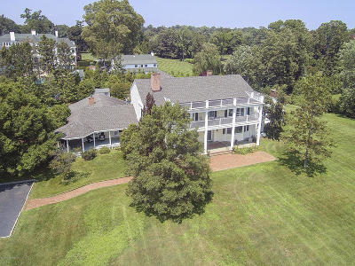 Rumson Single Family Home For Sale: 5 Edwards Point Road
