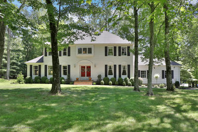 Colts Neck Single Family Home For Sale: 108 Clover Hill Road