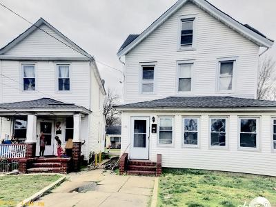 Long Branch Multi Family Home For Sale: 136 Westwood Avenue
