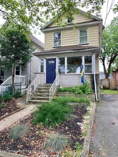 Asbury Park Single Family Home For Sale: 1102 Asbury Avenue