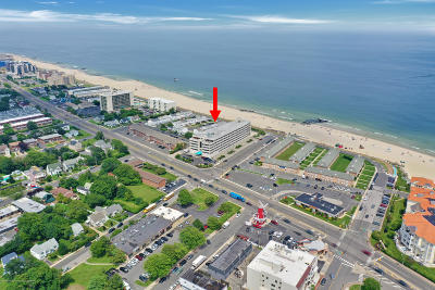 Long Branch Condo/Townhouse For Sale: 525 Ocean Boulevard #603