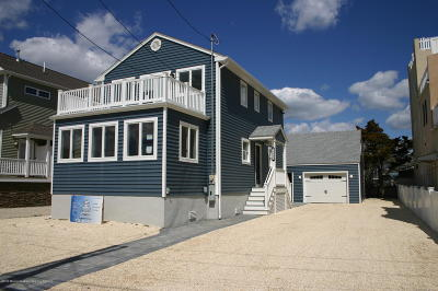 Seaside Park NJ Single Family Home For Sale: $746,000
