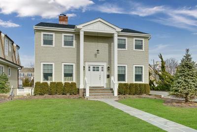 Sea Girt Single Family Home For Sale: 7 Philadelphia Boulevard