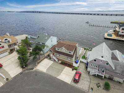 Toms River Single Family Home For Sale: 3469 E Lisbon Avenue