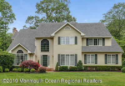 Ocean Twp Single Family Home For Sale: 1015 Berkeley Avenue