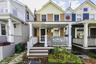 Ocean Grove Single Family Home For Sale: 84 Franklin Avenue