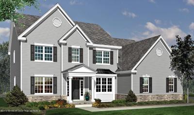 Morganville Single Family Home For Sale: 2 Monarch Path