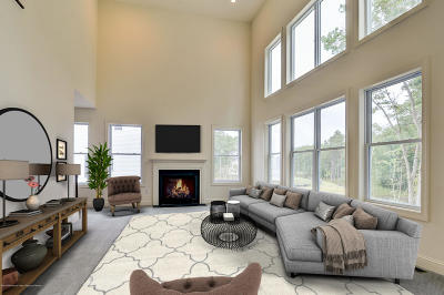 Morganville Single Family Home For Sale: 4 Monarch Path