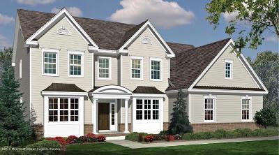Morganville Single Family Home For Sale: 6 Monarch Path