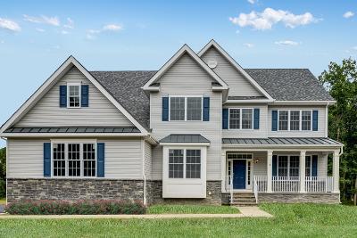 Morganville Single Family Home For Sale: 8 Monarch Path