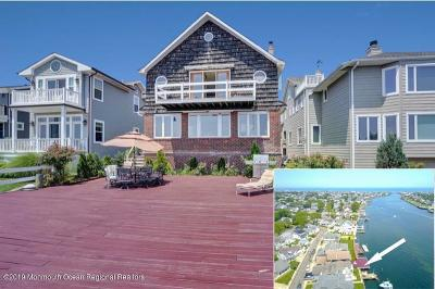 Avon-by-the-sea, Belmar, Bradley Beach, Brielle, Manasquan, Spring Lake, Spring Lake Heights Single Family Home For Sale: 25 Poole Avenue