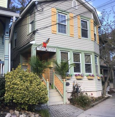 Ocean Grove Multi Family Home For Sale: 93 Asbury Avenue