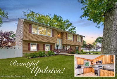 Ocean Twp Single Family Home For Sale: 1301 Allaire Avenue