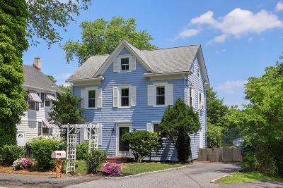 Rumson Single Family Home For Sale: 475 Locust Point Road