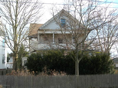 Long Branch Multi Family Home Under Contract: 60 Atlantic Avenue