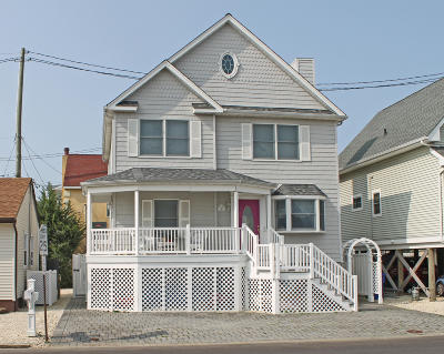 Lavallette Single Family Home For Sale: 141 S Bayside Road