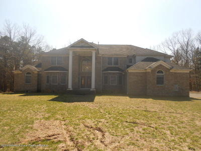 Colts Neck Single Family Home For Sale: 6 Ramapo Court
