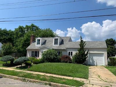 Long Branch Single Family Home For Sale: 185 Branton Avenue