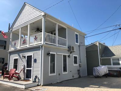Lavallette Single Family Home Under Contract: 66 Beach Way