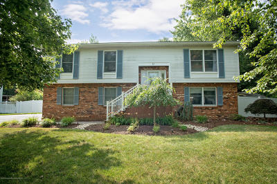 Jackson Single Family Home For Sale: 83 Hickory Hill Road