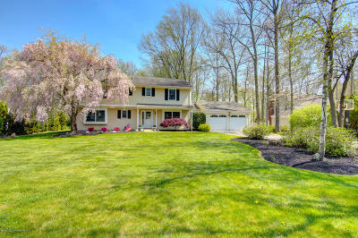 Manalapan Single Family Home For Sale: 644 Tennent Road