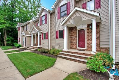 Holmdel Condo/Townhouse For Sale: 54 Agostina Drive
