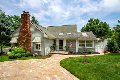 Rumson Single Family Home For Sale: 51 Avenue Of Two Rivers