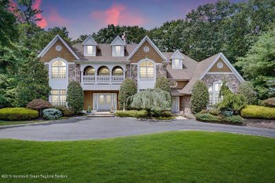 Colts Neck Single Family Home For Sale: 34 Orchard Lane