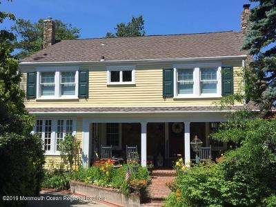 Ocean Twp Single Family Home For Sale: 1303 Camp Avenue