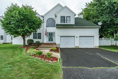 Matawan Single Family Home For Sale: 129 State Route 34