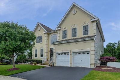Manalapan Single Family Home For Sale: 15 Avalon Lane