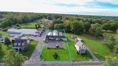Commercial For Sale: 196 Monmouth Boulevard