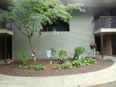 Monmouth County Adult Community Under Contract: 224 Medford Court #K
