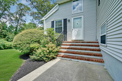 Wall Condo/Townhouse Under Contract: 72 Racquet Road