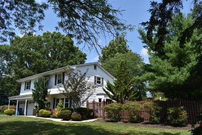 Freehold Single Family Home For Sale: 8 Carol Place