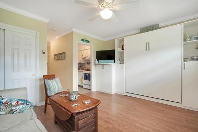 Condo/Townhouse For Sale: 809 Ocean Avenue #6
