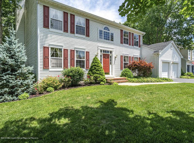 Toms River Single Family Home For Sale: 2021 Brookewood Drive