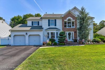Brick Single Family Home For Sale: 220 Sunrise Street