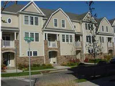 Long Branch Condo/Townhouse For Sale: 10 Whitman Terrace