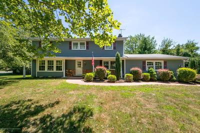 Monmouth County Single Family Home For Sale: 1 Merion Drive