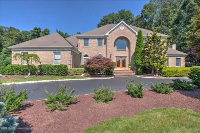 Manalapan Single Family Home For Sale: 11 Appaloosa Drive