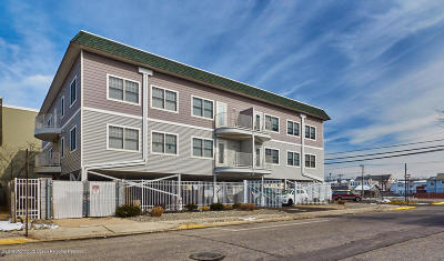 Seaside Heights Condo/Townhouse For Sale: 202 Webster Avenue #1
