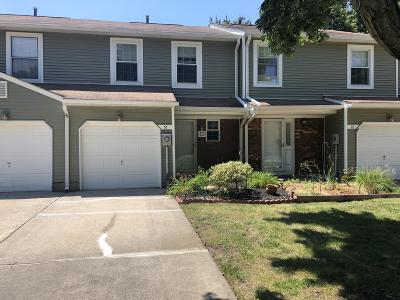 Monmouth County Condo/Townhouse Under Contract: 57 Oak Lane