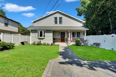 Monmouth County Single Family Home For Sale: 85 7th Street