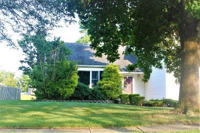 Toms River Single Family Home For Sale: 1071 Cavan Drive
