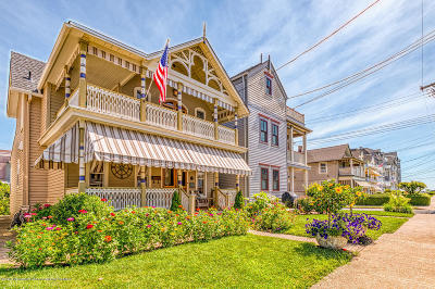 Ocean Grove Single Family Home Under Contract: 19 Atlantic Avenue