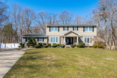 Monmouth County Single Family Home For Sale: 17 Friar Lane