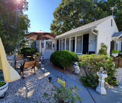 Single Family Home For Sale: 906 Buena Vista Road
