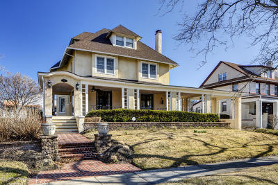Bradley Beach Rental For Rent: 312 Evergreen Avenue